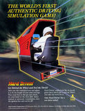 Hard Drivin' (Atari ST)